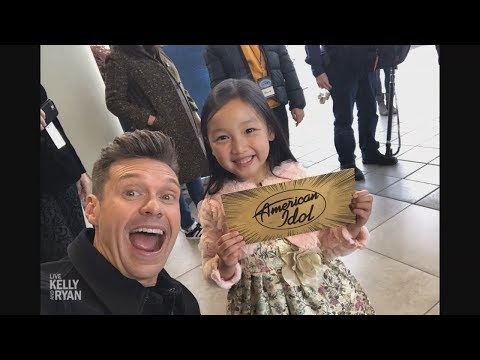 7-Year-Old Singer Auditions for American Idol