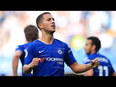 Chelsea vs Cardiff 4-1 All Goals & Highlights 2018