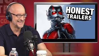 Video HONEST REACTIONS: Ant-Man and the Wasp Director Reacts to Honest Trailers MP3, 3GP, MP4, WEBM, AVI, FLV Oktober 2018