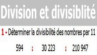 Maths 6ème - Division et divisibilité Exercice 13