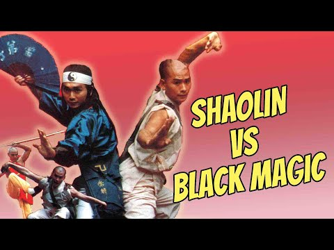 Wu Tang Collection - Shaolin vs Black Magic ( English Subtitled )