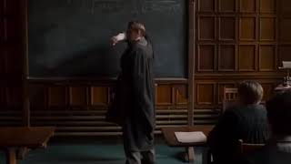 The man who knew infinity best scene #2