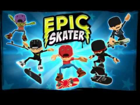 [game] Epic Skater | Android App