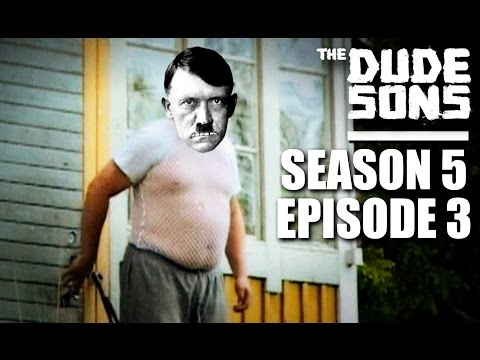 The Dudesons Season 5 Episode 3 - Final Battle With MR HITLER! tekijä: Dudesons