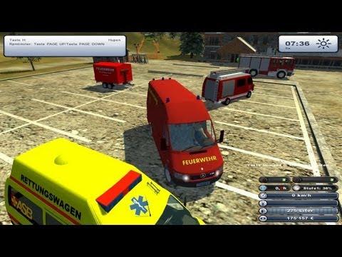 020 Skiregion Simulator ModPack2 Feuerwehr v 1.0 von Don Chris