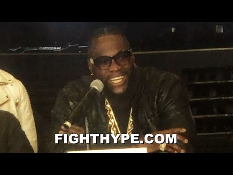 WILDER EXPLAINS DECISION TO FIGHT BREAZEALE ON SHOWTIME, NOT PAY-PER-VIEW