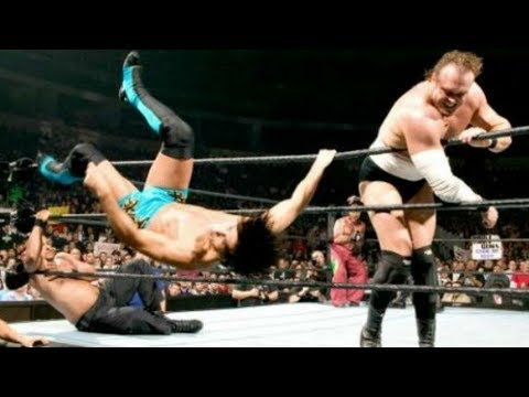 10 Best WWE Royal Rumble Eliminations Ever