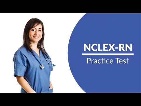 NCLEX-RN Practice Test 2020 (50 Questions with Explained Answers)