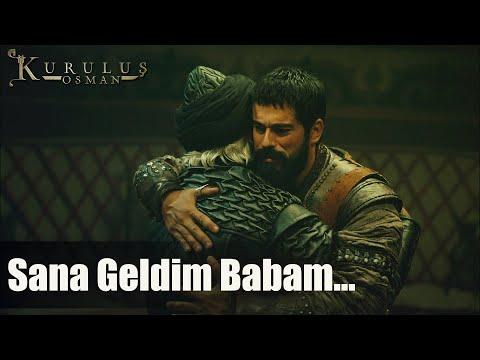 Ertuğrul Bey ve Osman Bey hasret gideriyor - Kuruluş Osman 30. Bölüm