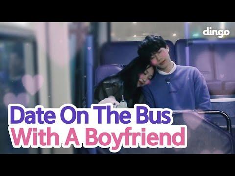 Date On The Bus With A Boyfriend[Flower Boyz] • ENG SUB • dingo kbeauty
