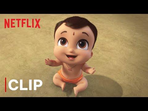 Bheem Helps Everyone In The Village   Mighty Little Bheem   Netflix India