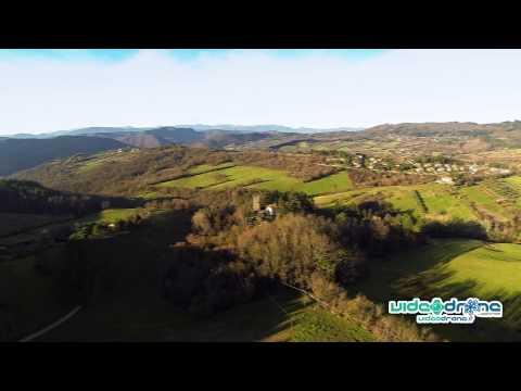 Villa di Pratolino Drone Video