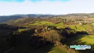 Pratolino Italy  City pictures : Video con drone - Pratolino, Vaglia, Firenze