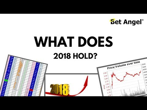 Peter Webb, Bet Angel – What Will I Be Upto In 2018?