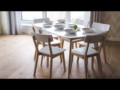 Esstisch, Dining table, Table - Santos - Beliani