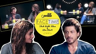 Video Shah Rukh Khan & Alia Bhatt Interview | Anupama Chopra | Face Time MP3, 3GP, MP4, WEBM, AVI, FLV Oktober 2018