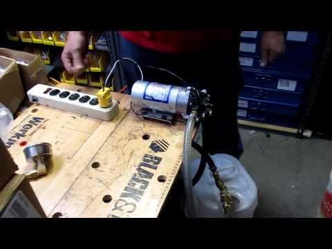 shurflo 8035-963-239 pump testing