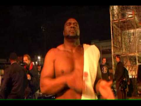 gilthecat - Michael Jai White just having fun with Bob Sapp check this out- it's funny https://www.youtube.com/watch?v=3fdgm6tIaQM followd michael at http://www.twitter....