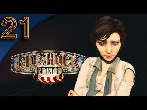 Mr. Odd - Let's Play Bioshock Infinite Part 21 - Am I Dead? Elizabeth, is That Still You?