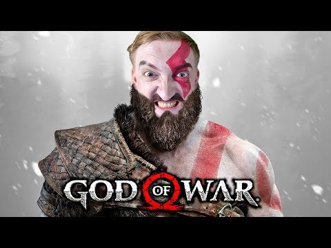 СРАЖАЮСЬ С ТЁЩЕЙ И СЫНОК ТЫКАЕТ ПАЛОЧКОЙ В ГОВНО   God of WAR 4 - ЧАСТЬ #2