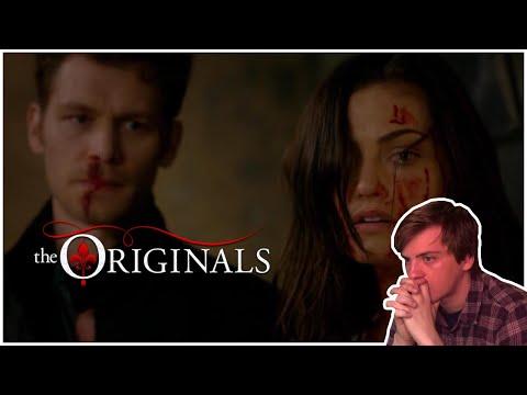 The Originals - Season 3 Episode 2 (REACTION) 3x02 You Hung the Moon