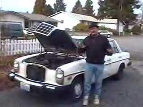 MTV- Pimp my Ride, My bio-diesel Mercedes 4 my kidz!