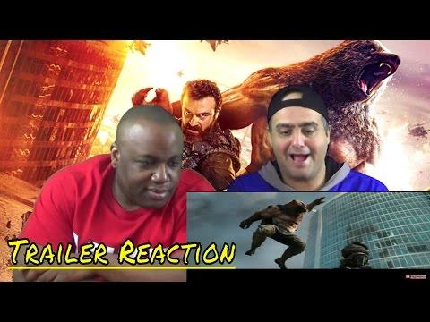 Защитники (Guardians 2017) Трейлер 2 Reaction I Russian Superhero Movie I (English Subtitles) (видео)