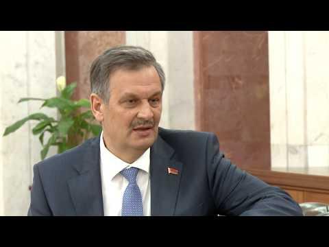 Президент Республики Молдова принял верительные грамоты Чрезвычайного и Полномочного Посла Республики Беларусь в нашей стране
