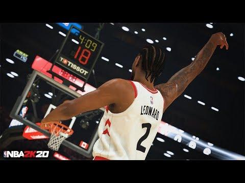 NBA 2K20: First Look Teaser