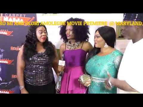 ORO MI (MY WEALTH) AND OLORI AMOLEGBE PREMIERE- JAIYE KUTI