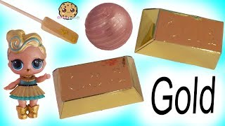 Video Giant Gold Dig ! LOL Surprise Doll Luxe Digs for Gold - Cookie Swirl C Video MP3, 3GP, MP4, WEBM, AVI, FLV Maret 2019