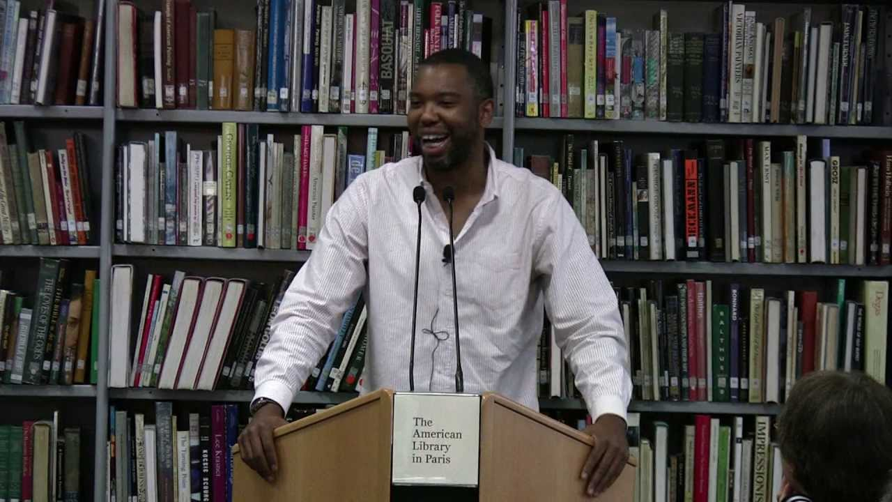 Ta-Nehisi Coates at The American Library in Paris
