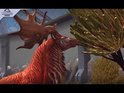 Jurassic World: Das Spiel #211 Eiszeit-Hybrid: Indricoceros Lvl.40! [Ger/HD] | Marcel