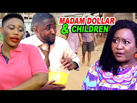 Madam Dollar & Children - Ebele Okaro & Onny Micheal 2020 Latest Nigerian Movie