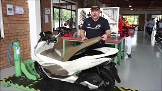 4. Honda PCX 2019: evoluir é preciso
