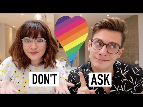 10 Things Not To Ask A Gay/Bi Person (видео)
