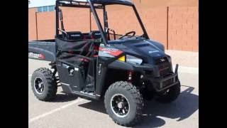 7. 2017 Polaris Ranger 570 Walk-Around