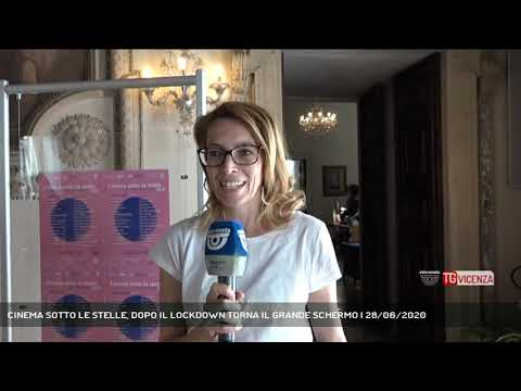 CINEMA SOTTO LE STELLE, DOPO IL LOCKDOWN TORNA IL GRANDE SCHERMO | 28/06/2020