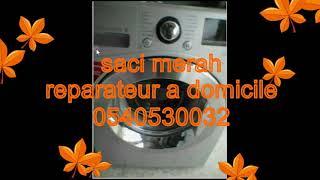 LG Inverter Direct Drive Motor for Washing machine 10 2 Kg ( première partie)
