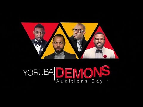 Merrymen  [yoruba Demons]  Full Movie- 2018 Hottest Latest Nigerian Nollywood Movie Full Hd
