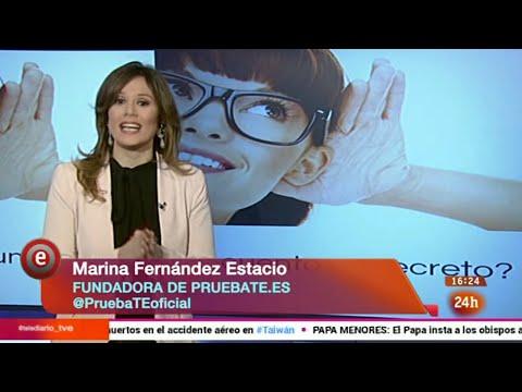 """NUEVO ESPACIO DE MARINA FERNÁNDEZ EN """"EMPRENDE"""""""