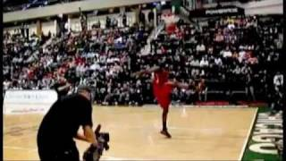PJ Hairston - 2011 McDonald's All American Dunk Contest - Dunk 2