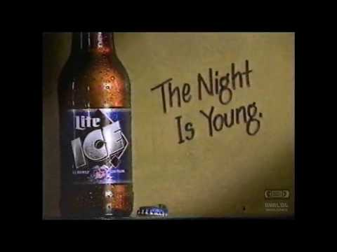 Lite Ice Beer | Television Commercial | 1996