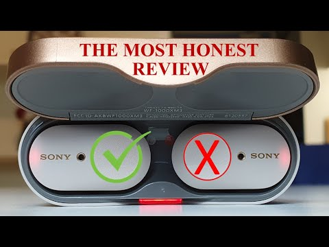 SONY WF-1000XM3 Review: 6 months later - worth buying?