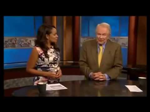 Gold Talk on CBN Pat Robertson Ask Vernon about The Karatbars Affiliate Program