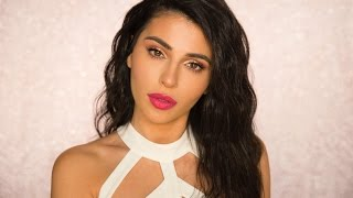 EASY HOLIDAY MAKEUP TUTORIAL by Teni Panosian