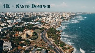 4k video Ultra HD Santo Domingo - Dominican Republic (country) Inspire Pro 2. This is footage that we captured while in Santo Domingo - Video test 4K video.