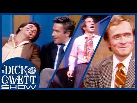 Peter Falk, John Cassavetes, and Ben Gazzara Run Riot   The Dick Cavett Show