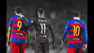 Download Lagu MSN - THE END... ● Messi, Suarez, Neymar ● The Greatest Football Trio Mp3
