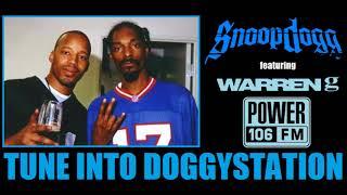 Snoop Dogg feat. Warren G - Tune Into Doggystation (Power 106 FM Drop) (1999) (Unreleased) (CDQ)